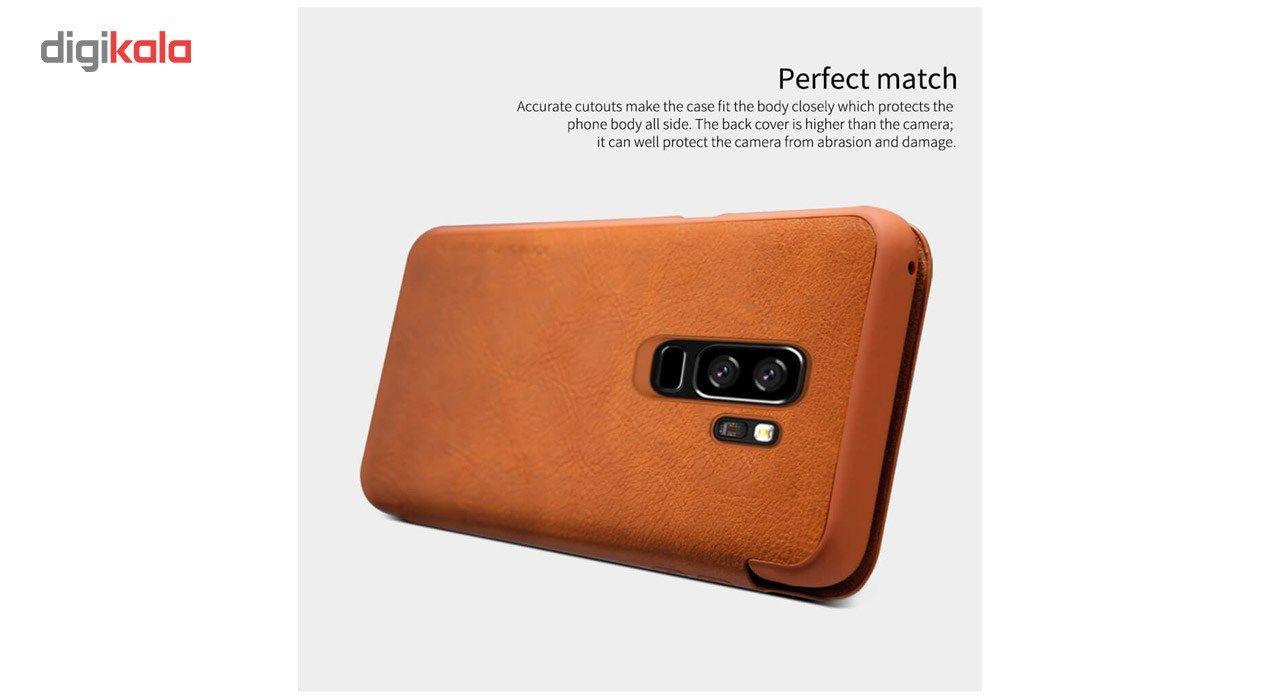 کیف کلاسوری نیلکین مدل Qin مناسب برای گوشی موبایل سامسونگ Galaxy S9 Plus main 1 16