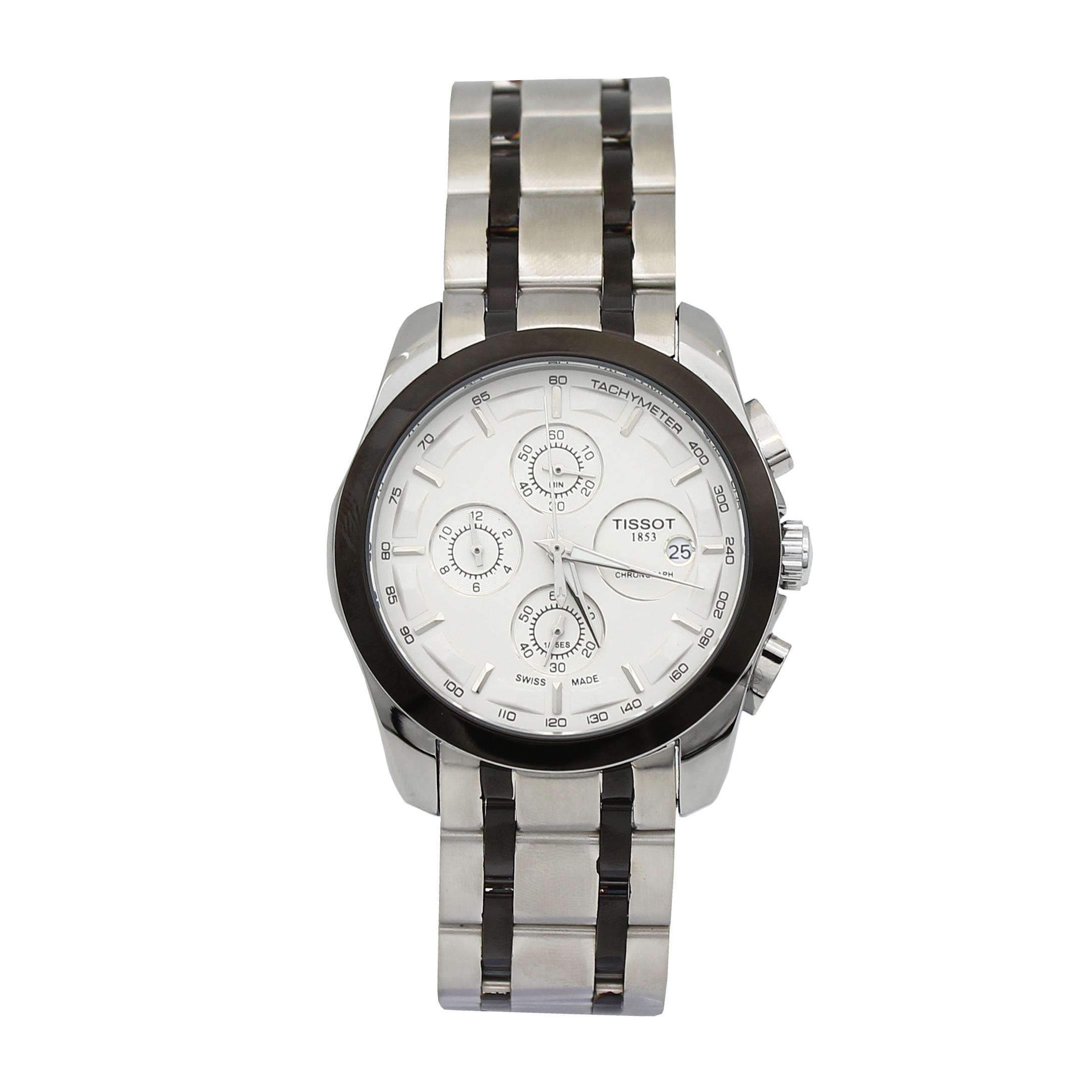 ساعت مچی عقربهای مردانه تیسوت مدل 15441