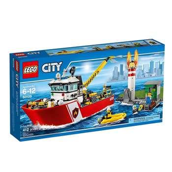 لگو سری city کد 60109