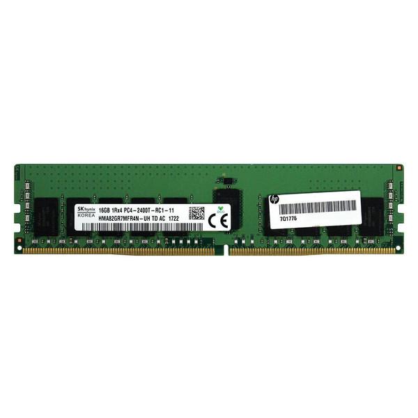 رم سرور DDR4 تک کاناله 2400 مگاهرتز CL17  اچ پی اي مدل 805349-B21 ظرفیت 16 گیگابایت