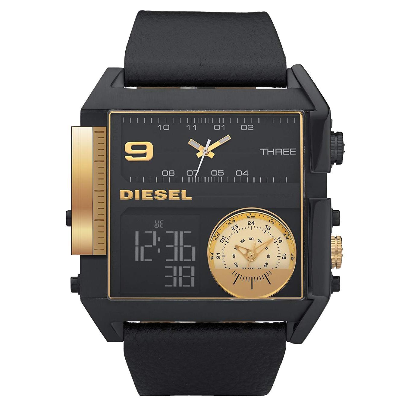 ساعت مچی عقربهای مردانه دیزل مدل DZ7196