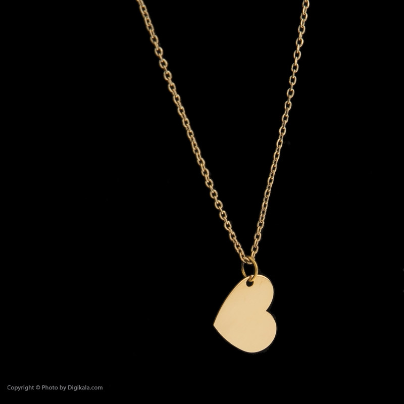 گردنبند طلا 18 عیار زنانه نیوانی مدل N1052