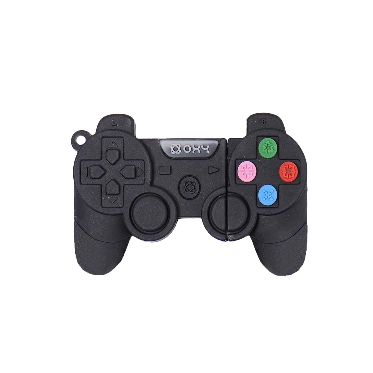 بررسی و خرید [با تخفیف]                                     فلش مموری طرح Gamepad مدل DAA1154 ظرفیت 16 گیگابایت                             اورجینال