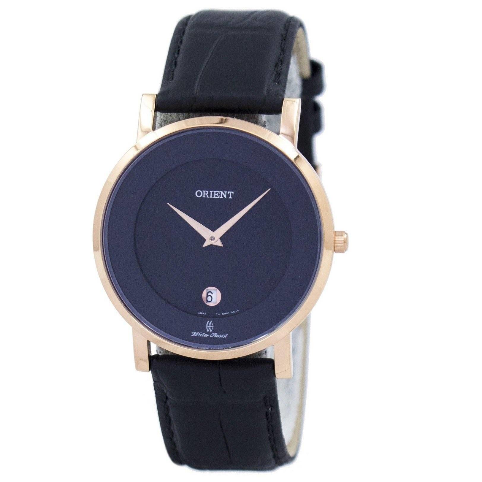 ساعت مچی عقربهای مردانه اورینت مدل SGW0100BB0
