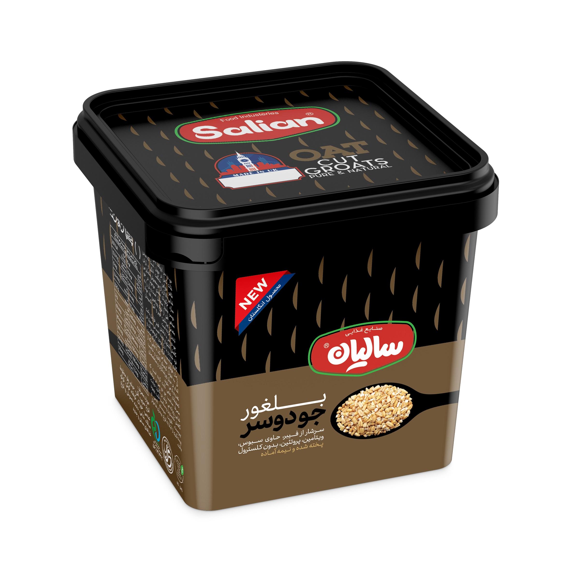 بلغور جو دوسر صنایع غذایی سالیان - 200 گرم