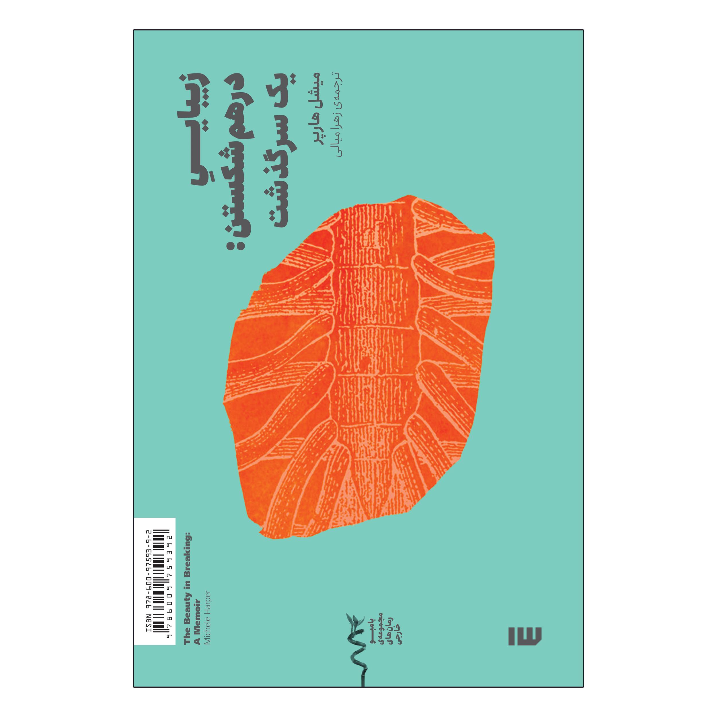 کتاب زیباییِ درهمشکستن اثر میشل هارپر انتشارات سیزده