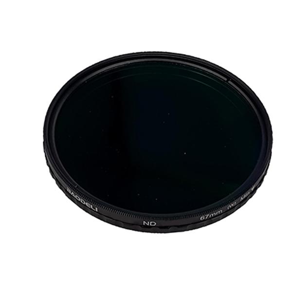 فیلتر لنز بائودلی مدل 67mm ND8