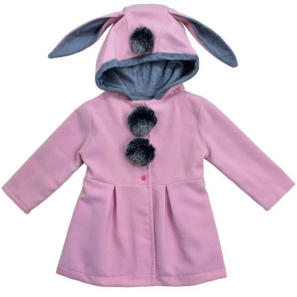 پالتو دخترانه طرح خرگوش کد T156