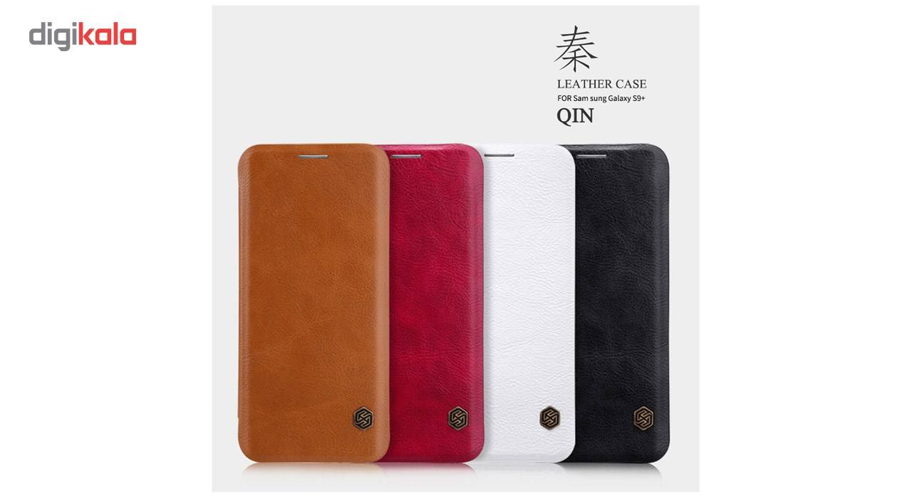 کیف کلاسوری نیلکین مدل Qin مناسب برای گوشی موبایل سامسونگ Galaxy S9 Plus main 1 19