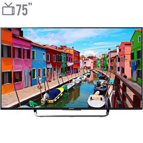 تلویزیون ال ای دی هوشمند سونی سری BRAVIA مدل KD-75X8500C سایز 75 اینچ