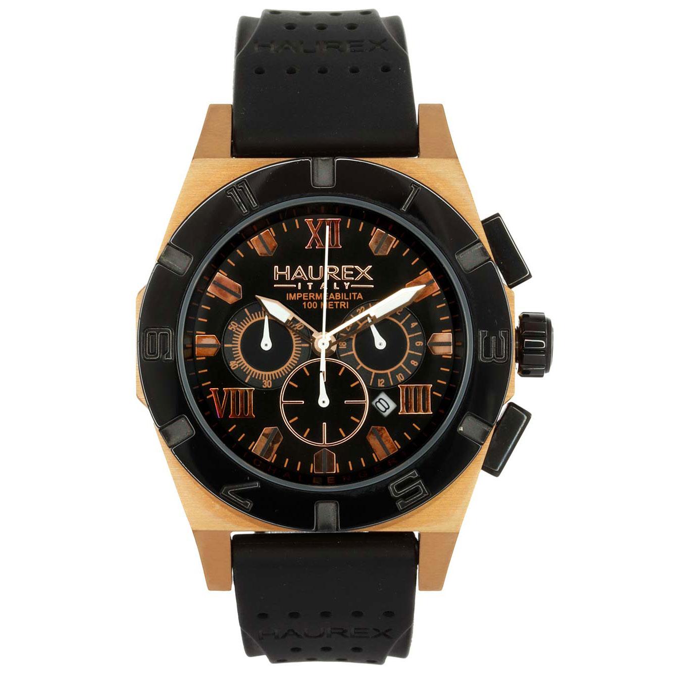 ساعت مچی عقربه ای مردانه هورکس مدل ZQHX-3R350UNH
