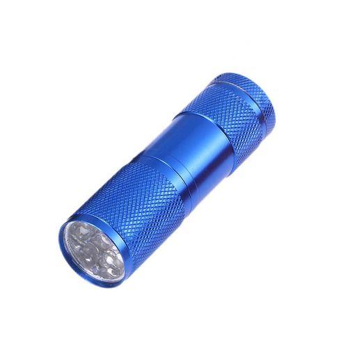 چراغ قوه UV فلیکسبل مدل UV blacklight 9 LED