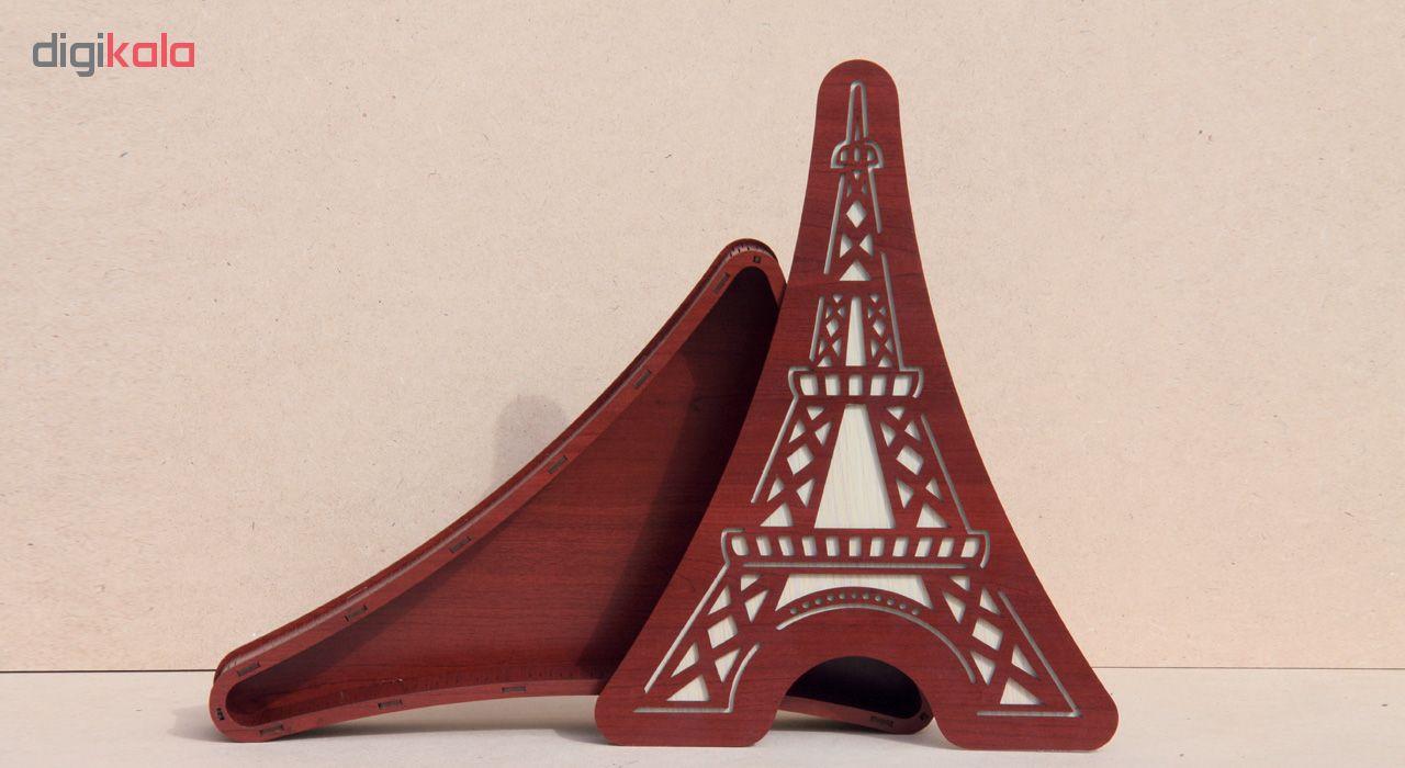 شکلات خوری اس ای دکور طرح برج ایفل مدل 05