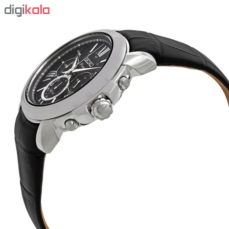 خرید ساعت مچی عقربه ای مردانه سیکو مدل SSC597P2
