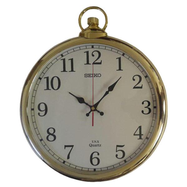 ساعت دیواری مدل T.N.X کد 2403 به همراه هدیه سرسوئیچی ویکتوریا