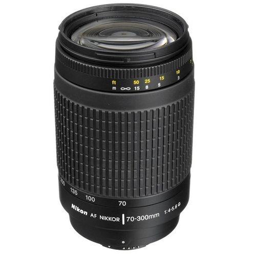 لنز نیکون 70-300 F/4-5.6G