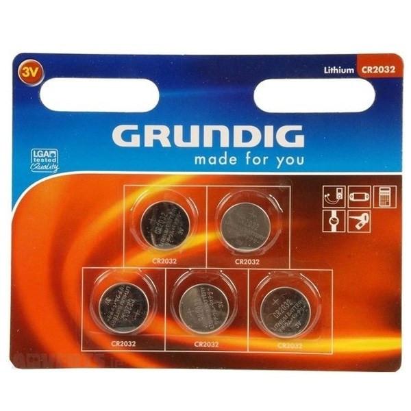 باتری سکه ای گراندیگ CR2032