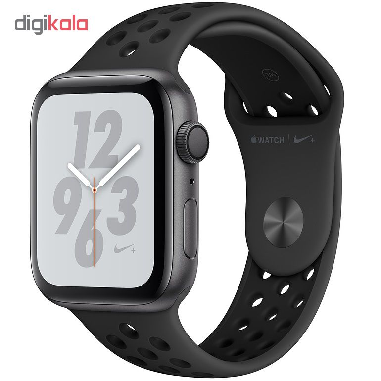 ساعت هوشمند اپل واچ 4 مدل Nike 40mm Space Gray Aluminum Case with Anthracite/Black Nike Sport Band
