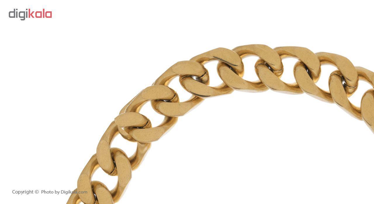 دستبند زنانه نوژین مدل کارتیه 8 main 1 2