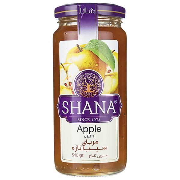 مربا سیب شانا - 310 گرم