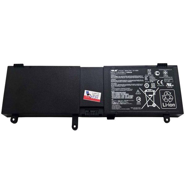 باتری 6 سلولی لپ تاپ ایسوس Asus G550 N550