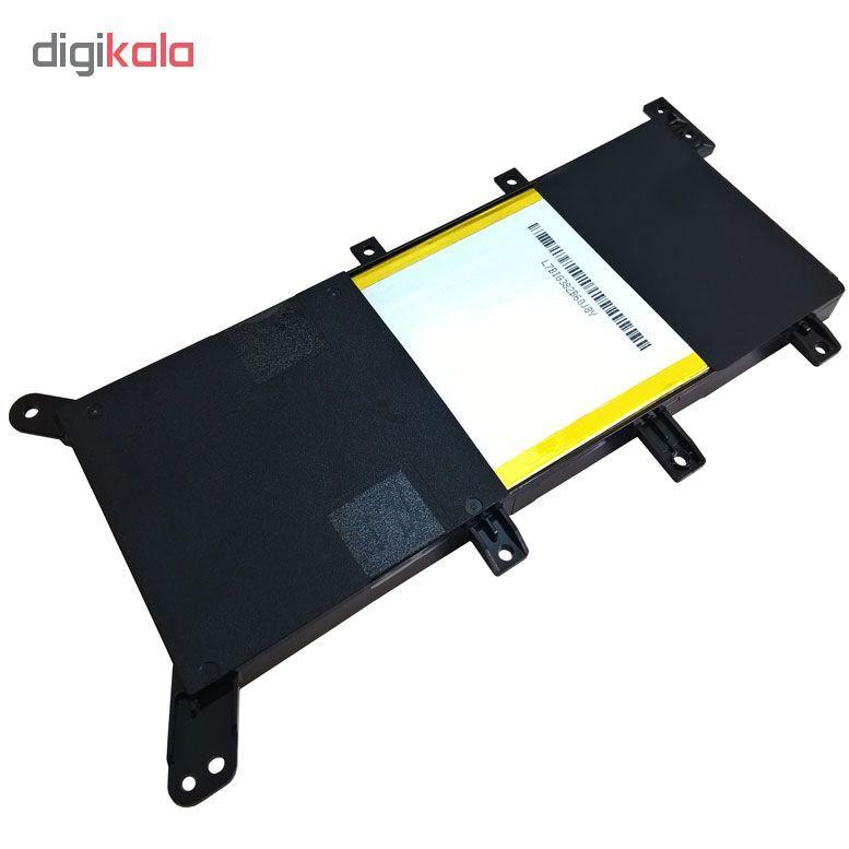 باتری 2 سلولی مناسب برای لپ تاپ ایسوس  K555 X555 F555 main 1 2
