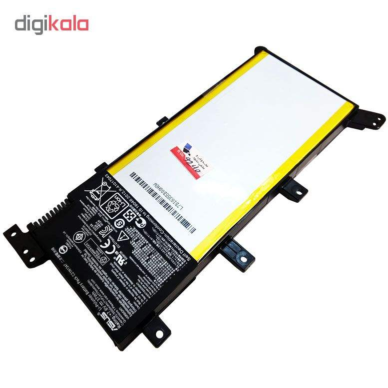 باتری 2 سلولی مناسب برای لپ تاپ ایسوس  K555 X555 F555 main 1 3