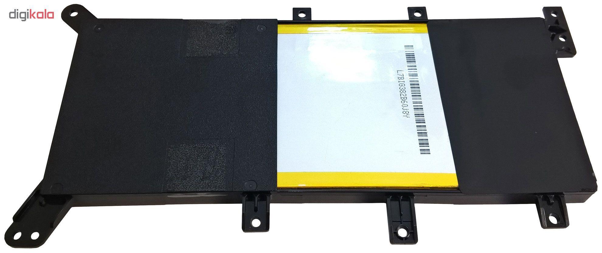 باتری 2 سلولی مناسب برای لپ تاپ ایسوس  K555 X555 F555 main 1 4