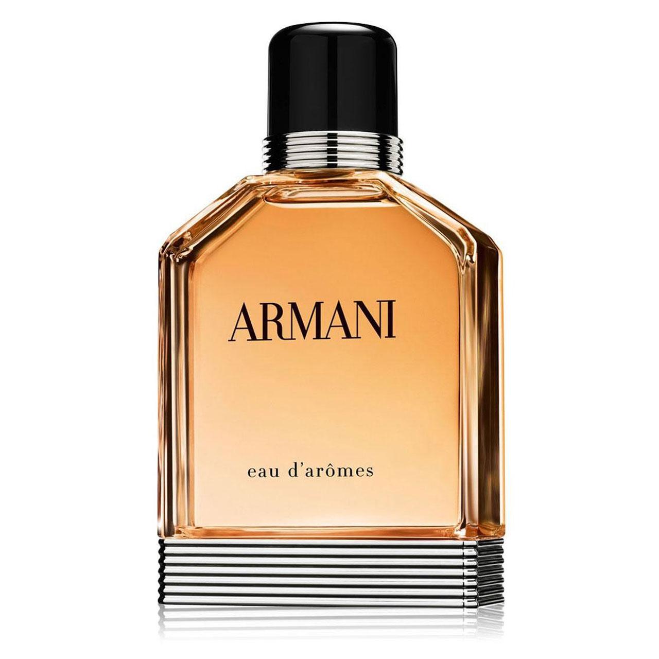 ادوتویلت مردانه جورجیو آرمانی مدل Eau d aromes حجم 50 میلی لیتر