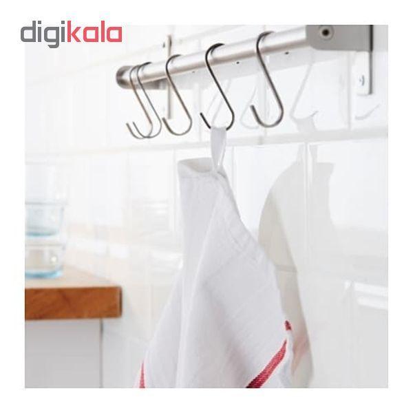 دستمال آشپزخانه ایکیا مدل TEKLA بسته 2 عددی main 1 2