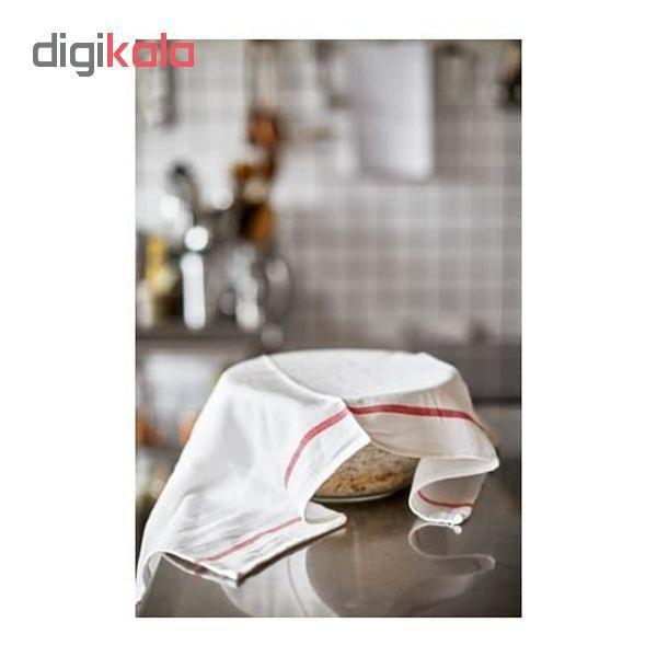 دستمال آشپزخانه ایکیا مدل TEKLA بسته 2 عددی main 1 4