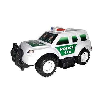ماشین بازی پلیس مدل SA