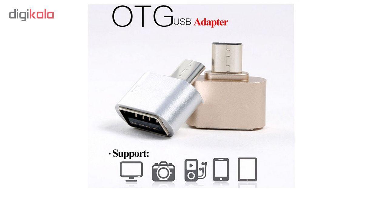 مبدل USB به USB-C مدل OTG PLUS USB main 1 1