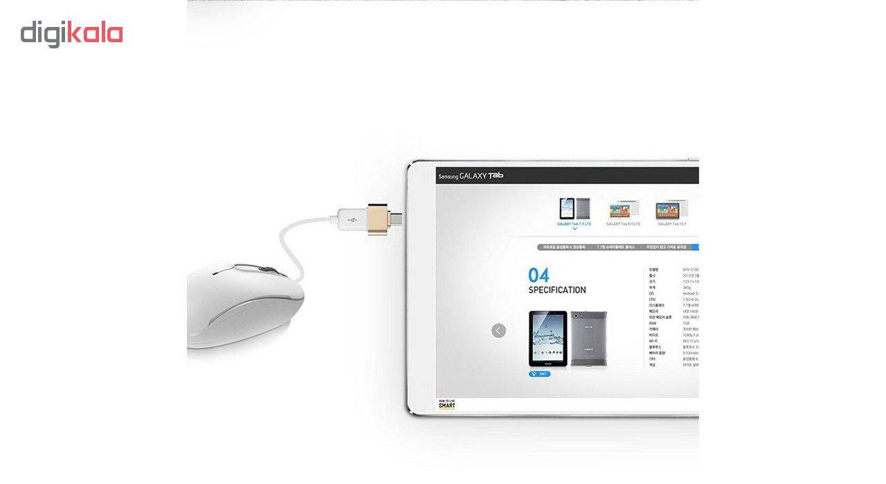 مبدل USB به USB-C مدل OTG PLUS USB main 1 3