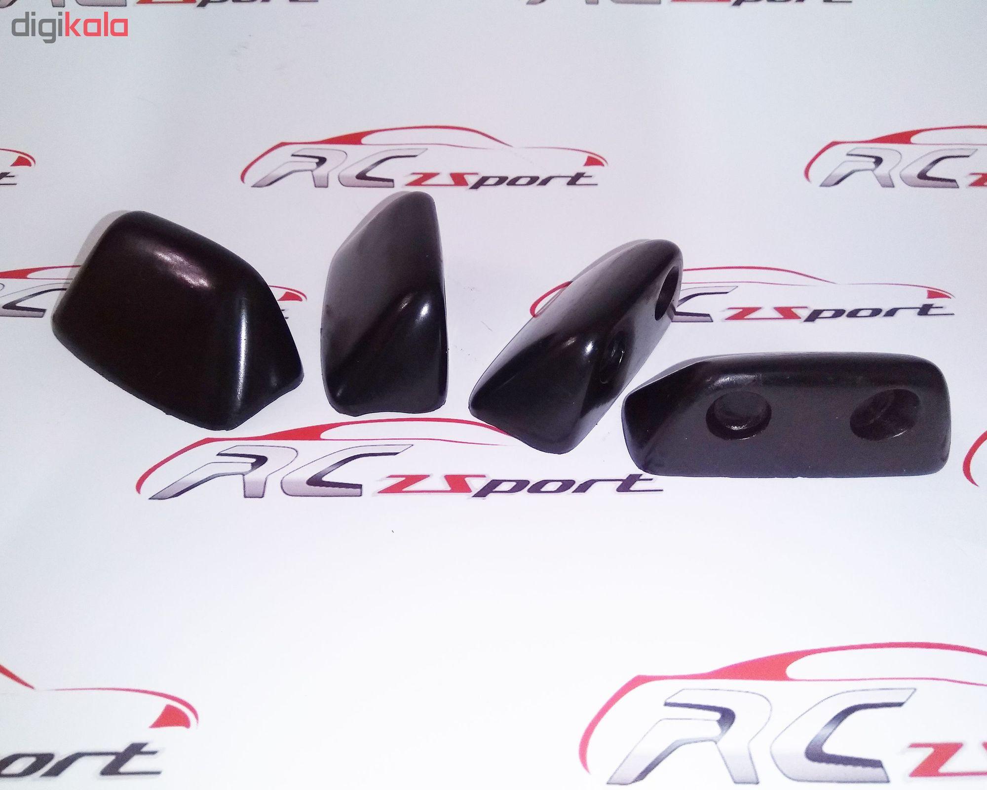 ماکت چراغ شور خودرو پژو 206 مدل آرسی (طرح اصلی) main 1 4