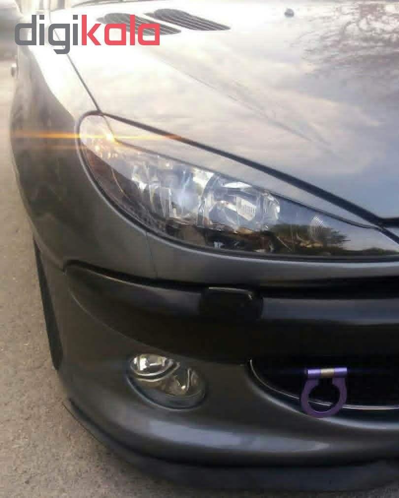 ماکت چراغ شور خودرو پژو 206 مدل آرسی (طرح اصلی) main 1 1