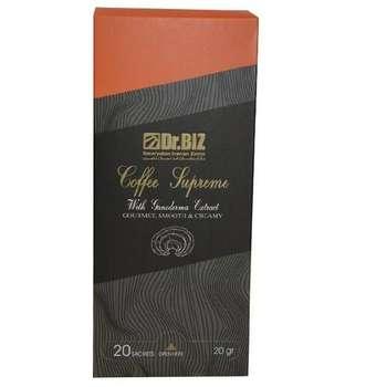 قهوه سوپریم گانودرما دکتر بیز | Dr. Biz Ganoderma Coffee Supreme
