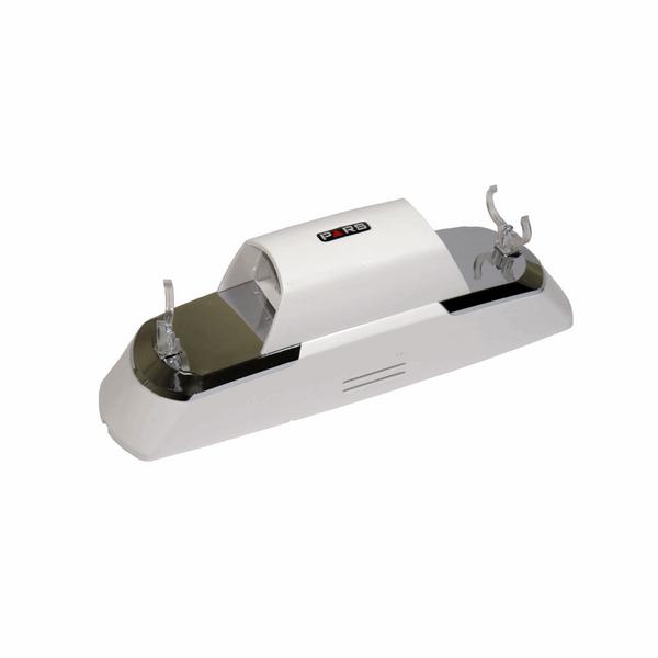قاب مهتابی 2x36 وات پارس مدل لونا پایه 2G11 همراه لامپ FPL