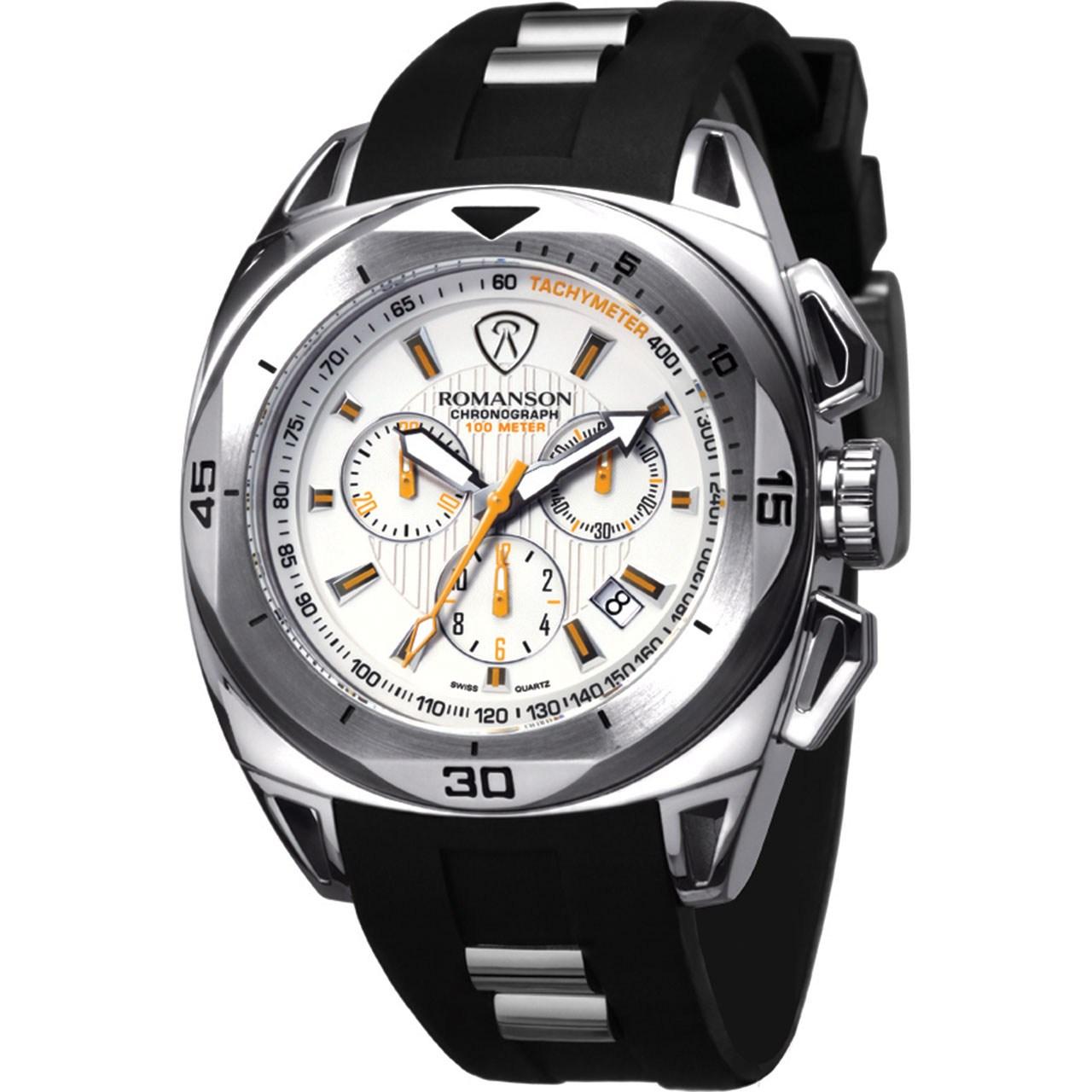 ساعت  رومانسون مدل AL1237HM1WA12W