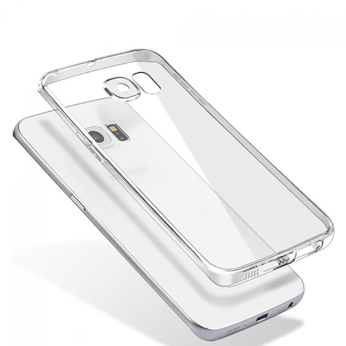 کاور مدل Clear مناسب برای گوشی موبایل سامسونگ Galaxy S7