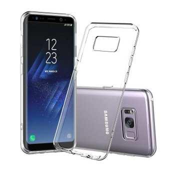 کاور ژله ای مدل Clear مناسب برای گوشی موبایل سامسونگ Galaxy S8