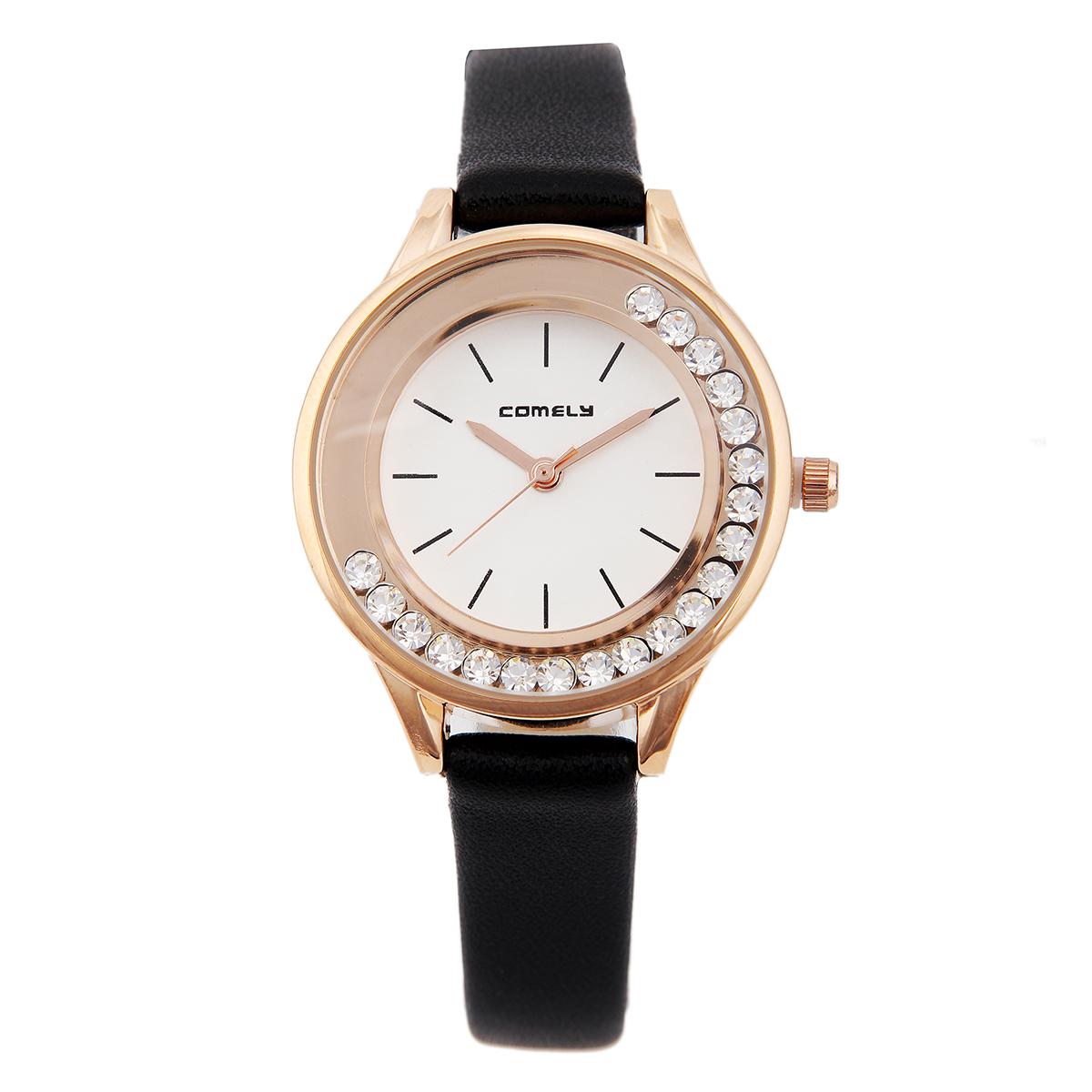 ساعت مچی عقربه ای زنانه کاملی کد W1070