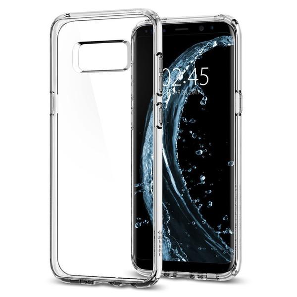 کاور ژله ای مدل Clear مناسب برای گوشی موبایل سامسونگ Galaxy S8 Plus