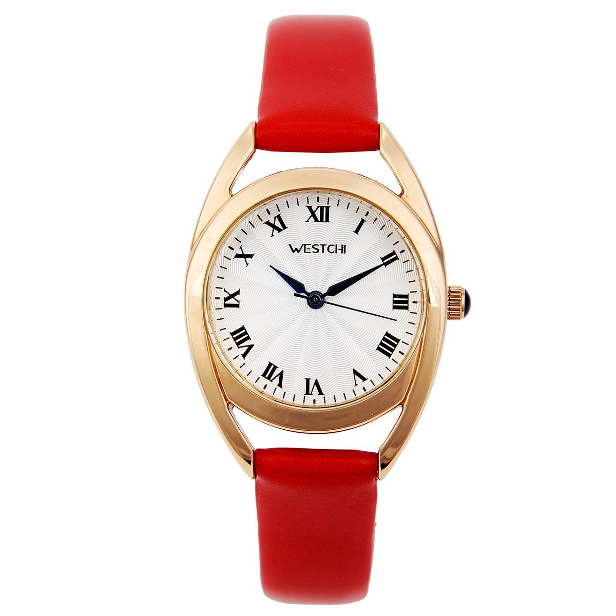 ساعت مچی عقربه ای زنانه وستچی کد  W1073