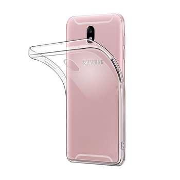 کاور ژله ای مدل Clear مناسب برای گوشی موبایل سامسونگ Galaxy J5 Pro/J530