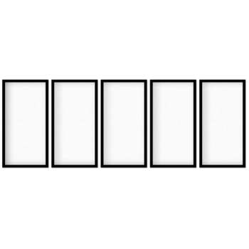 قاب عکس مدل 166-215 بسته 5 عددی