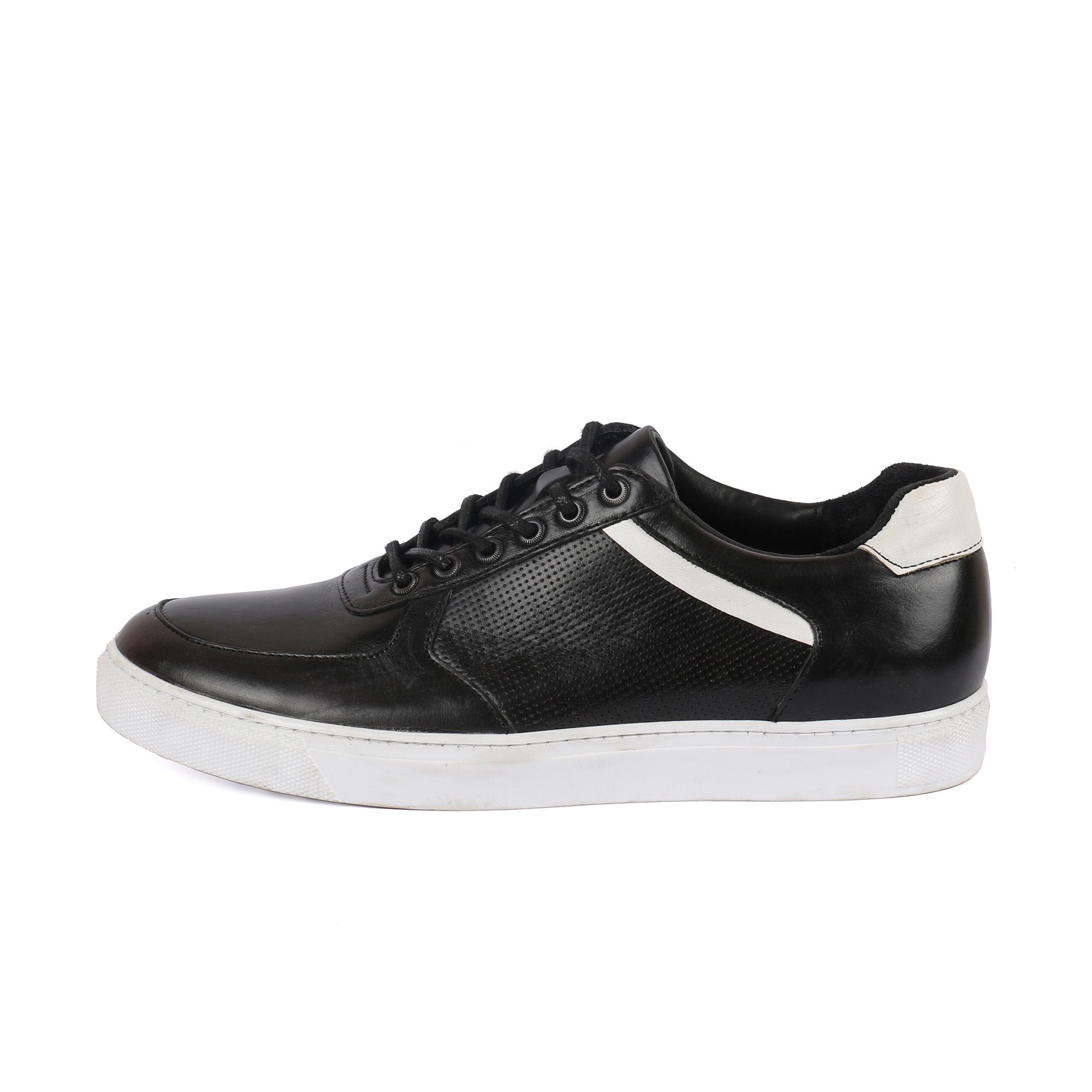 کفش مردانه ساینا چرم کد 1014