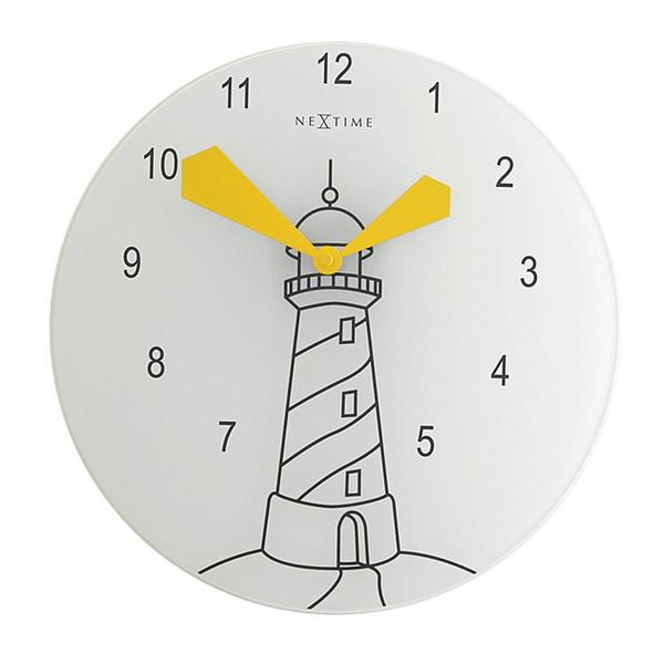 ساعت دیواری نکستایم مدل Lighthouse 8808