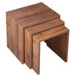 میز عسلی مدل ST1 مجموعه 3 عددی thumb