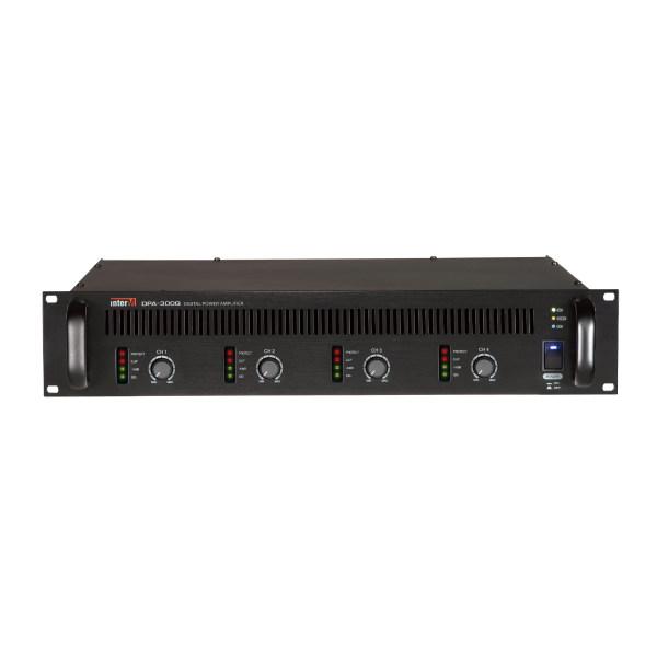 پاور آمپلی فایر اینتر-ام مدل DPA-300Q